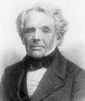 Prof. August Ferdinand Möbius